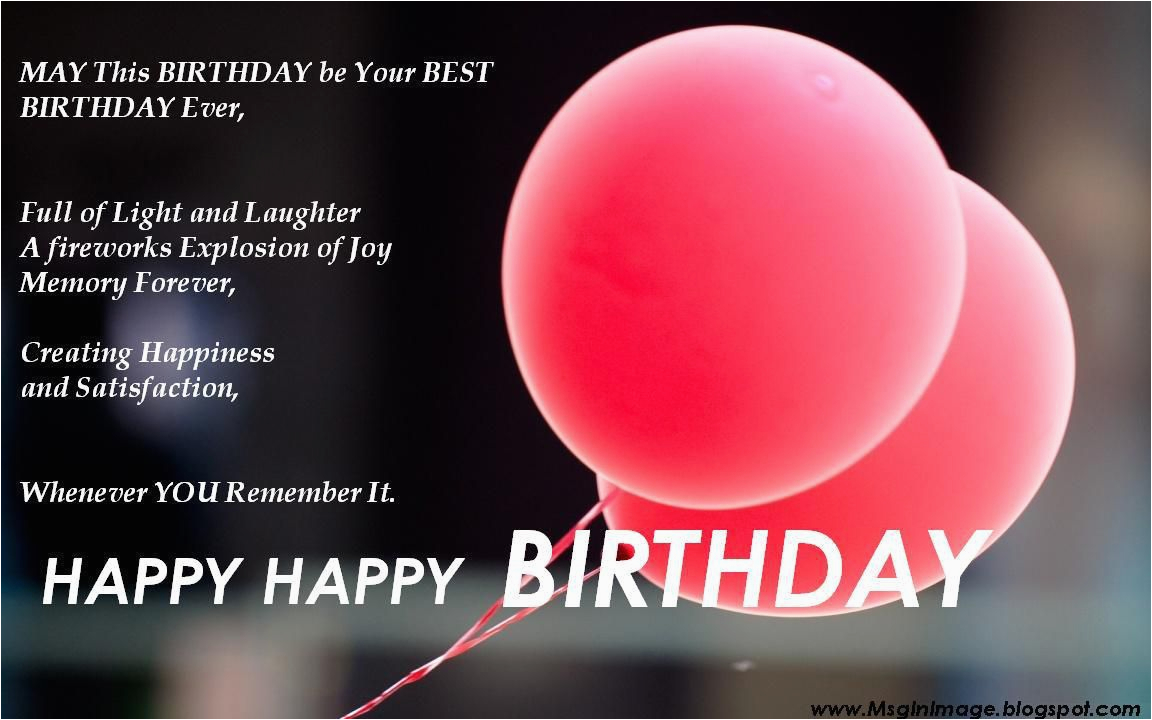 Happy Birthday Quotes To Someone Special Top 10 Beautiful Happy