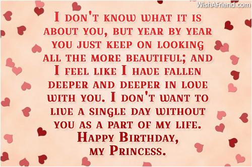 Happy Birthday Quotes to Your Girlfriend Birthday Wishes for Girlfriend