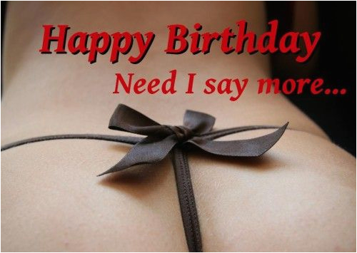 sexy birthday messages