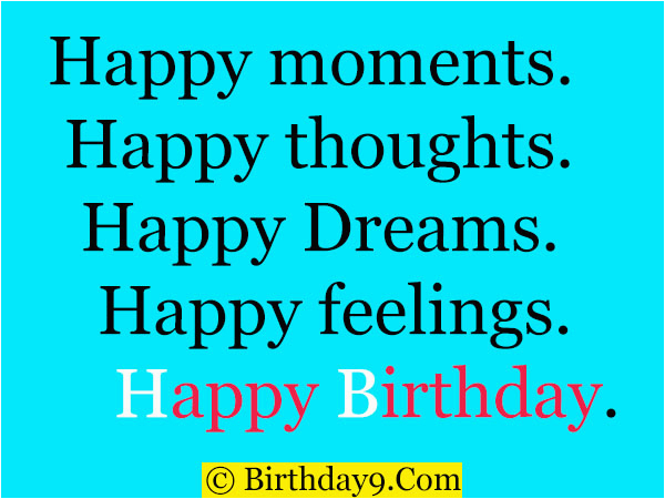 Happy Birthday Short Quotes For Friends Free Wishes Text Messages