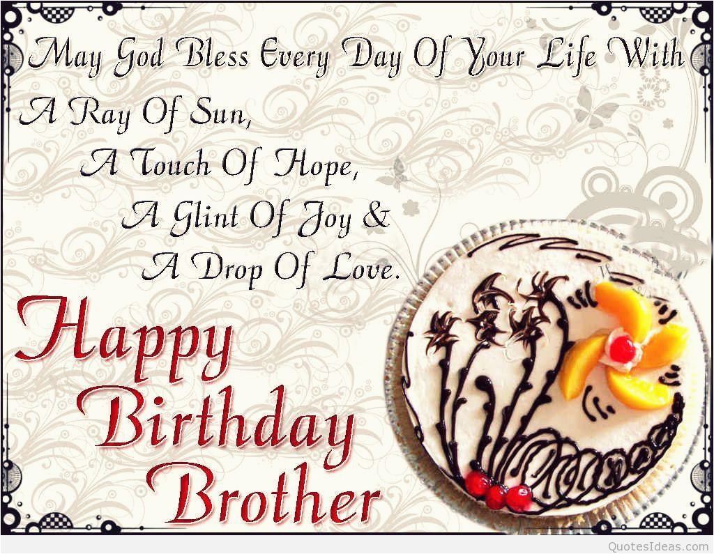 happy birthday brothers quotes and sayings