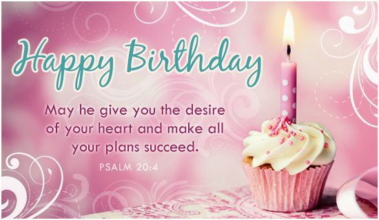 birthday bible verse for daughter