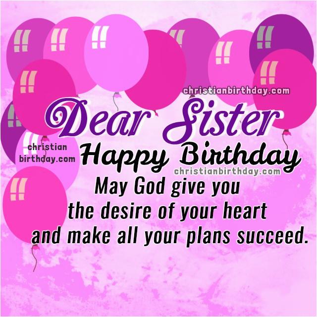 happy birthday sister bible verses quotes