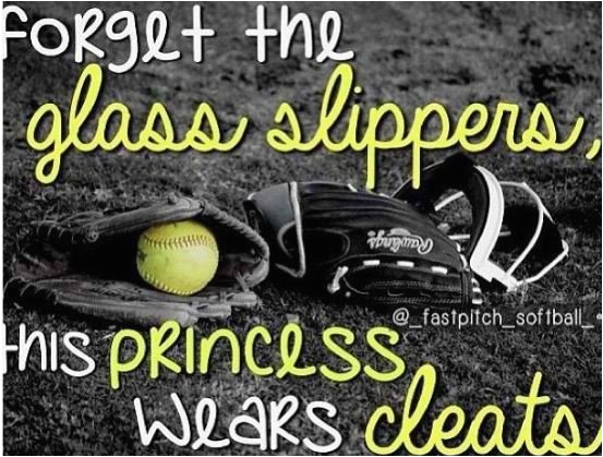 clever softball quotes