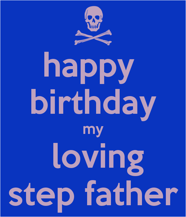 birthday step dad quotes