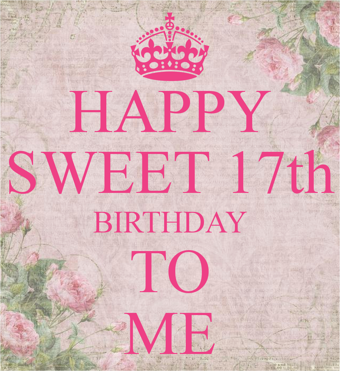 sweet 17th birthday quotes for girls