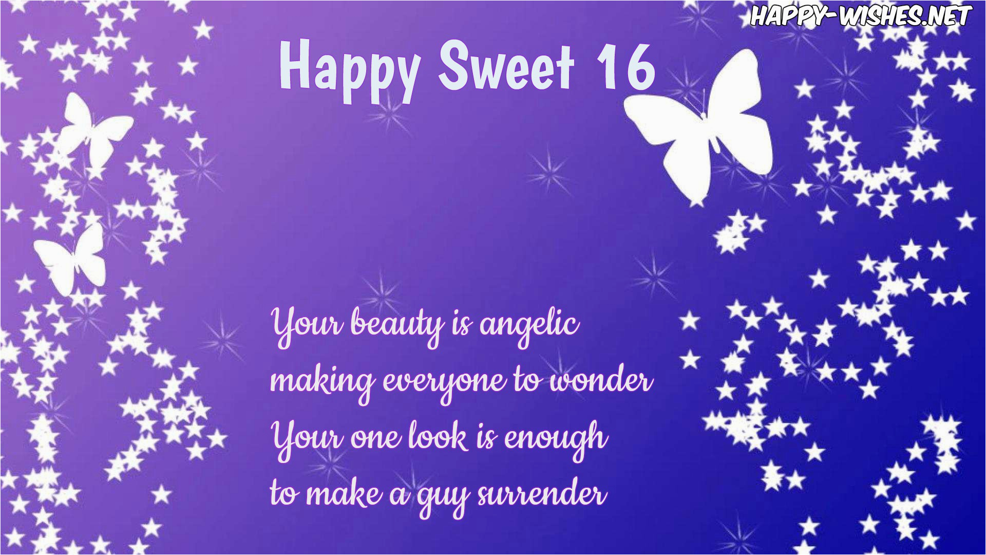 happy sweet 16 quotes images