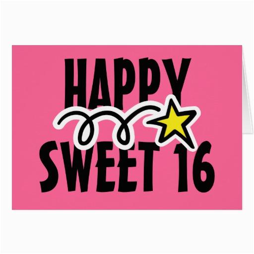 happy sweet 16 quotes