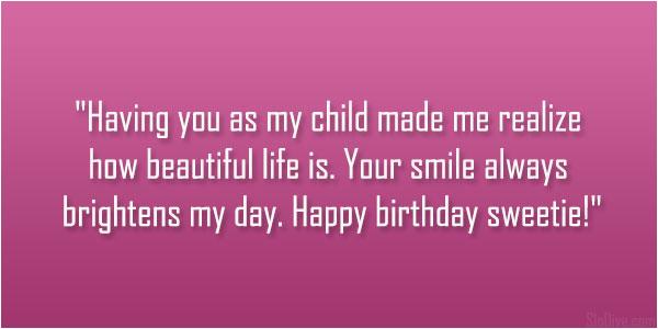 happy birthday to my son quotes