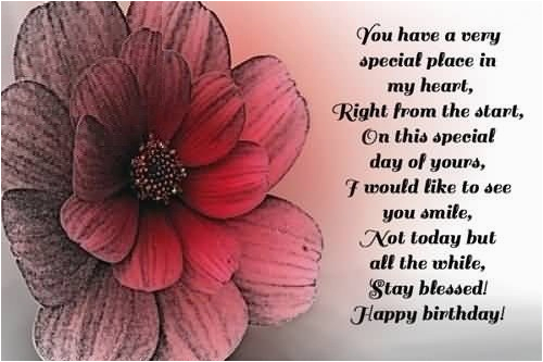 30 someone special birthday greetings wishes sayings