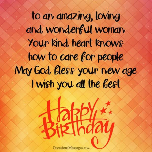 happy birthday wishes for a woman