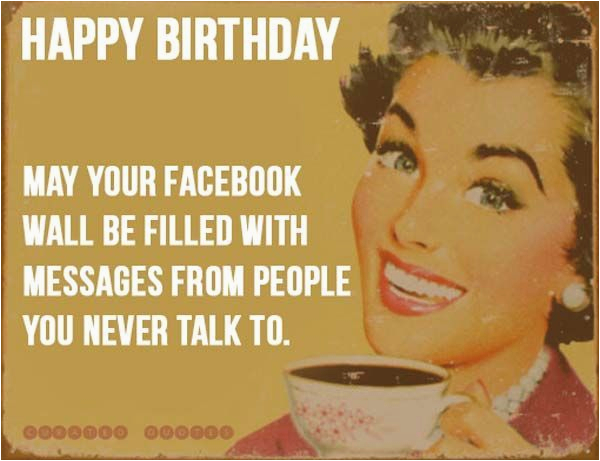 happy birthday facebook quote