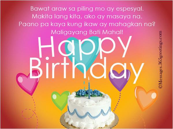 tagalog birthday greetings