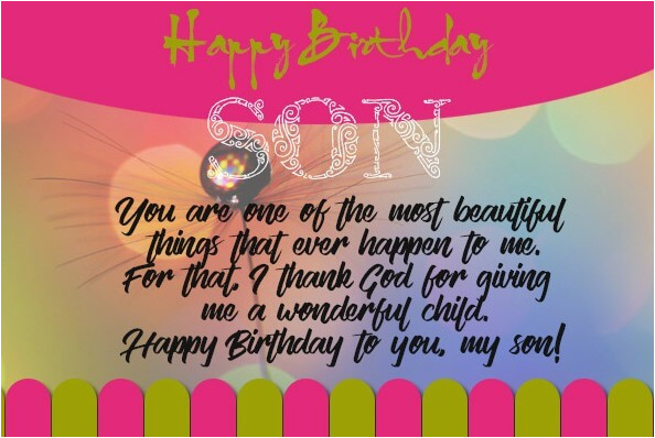birthday quotes son
