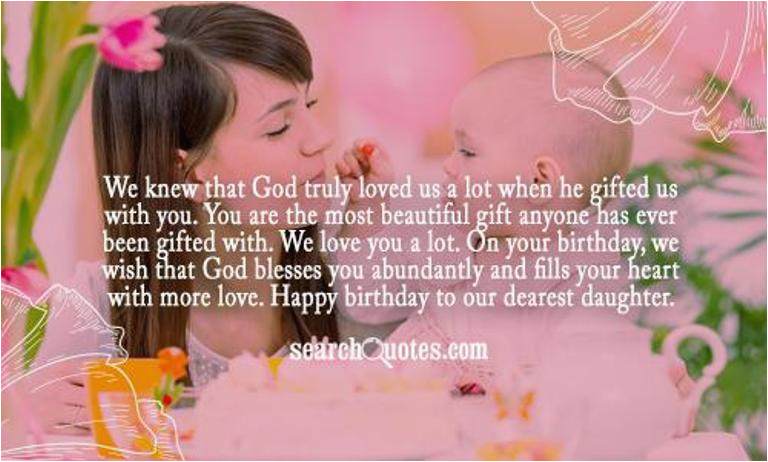 happy birthday to my dearest daughter