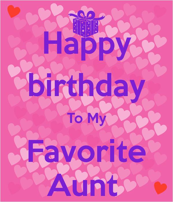 happy birthday to my aunt quotes