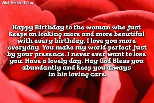 45 pretty wife birthday quotes