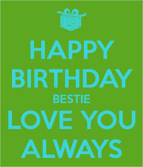 happy birthday bestie quotes