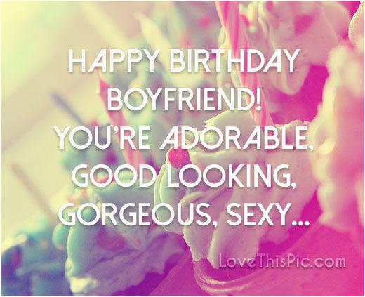 Happy Birthday to My Boyfriend Quotes Tumblr Happy Birthday to My Boyfriend Pictures Photos and