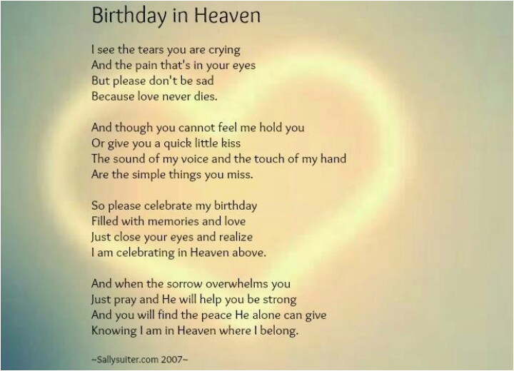 happy birthday quotes to my brother in heaven