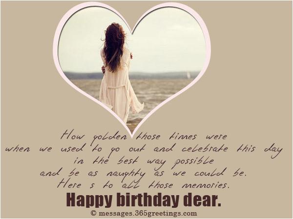 Happy Birthday to My Ex Best Friend Quotes Birthday Wishes