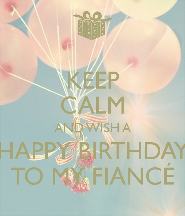 happy birthday quotes for fiance