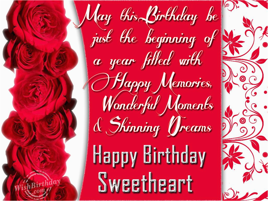 best birthday quotes for her