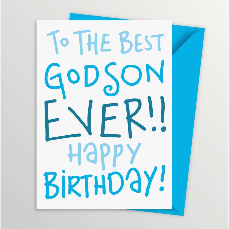 godchild birthday quotes