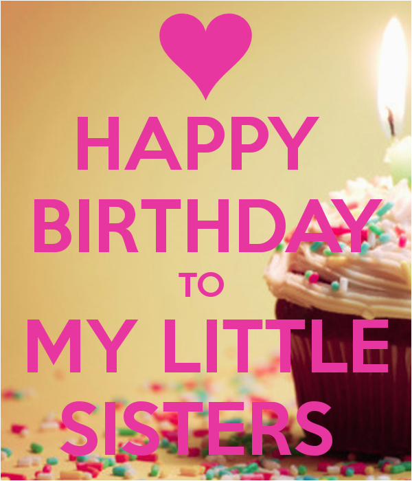happy birthday to my sister quotes