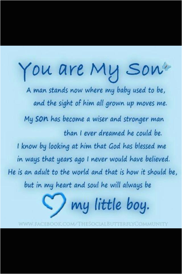 Happy Birthday to My Little Boy Quotes Funny Birthday Quotes ...