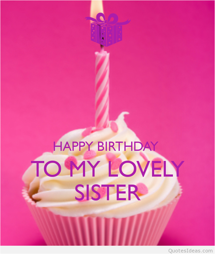 happy birthday sister with quotes wishes