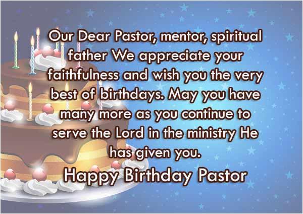 Happy Birthday to My Pastor Quotes Happy Birthday Pastor Wishes Quotes 2happybirthday