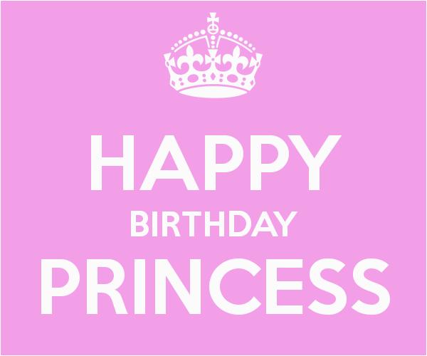 happy birthday princess 1