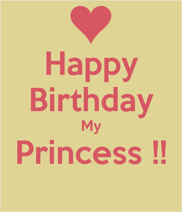 Happy Birthday to My Princess Quotes Happy Birthday Princess Quotes Quotesgram
