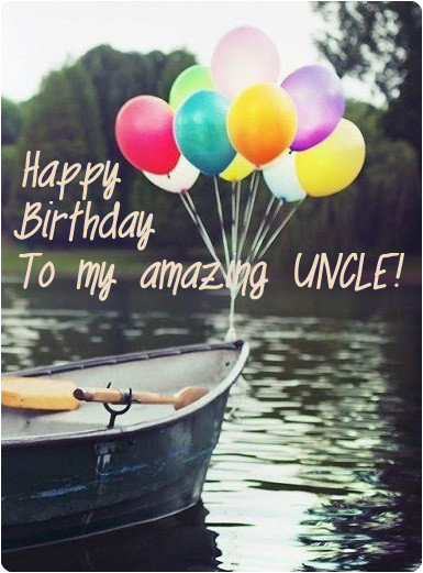 Happy Birthday to My Uncle Quotes Happy Birthday Uncle top 30 Birthday Wishes for Uncle