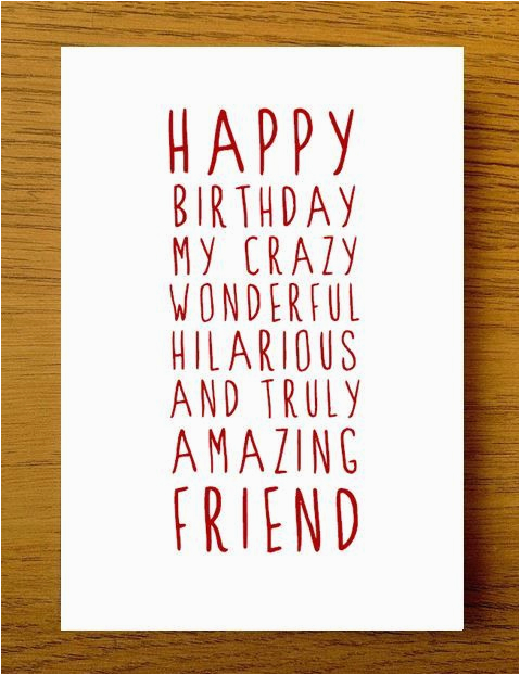 birthday quotes sweet description happy birthday friend by littlemushroomcards