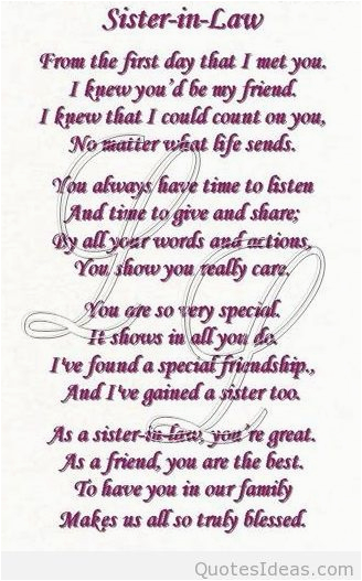 halloween happy sister in law birthday quotes