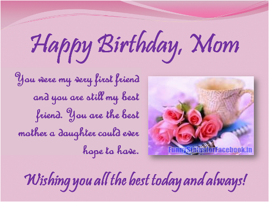 happy birthday quotes for my mom who passed away