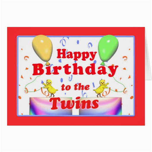 twin girls birthday quotes