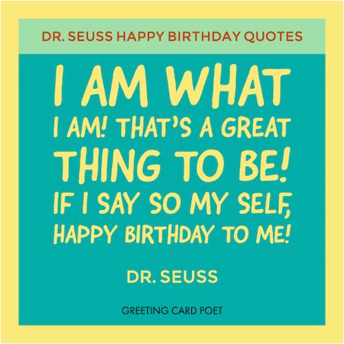 dr seuss birthday quotes