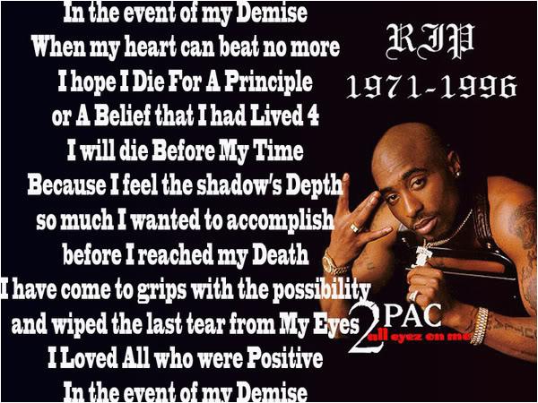 happy birthday tupac quotes
