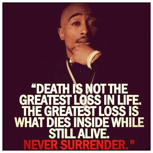 tupac birthday quotes