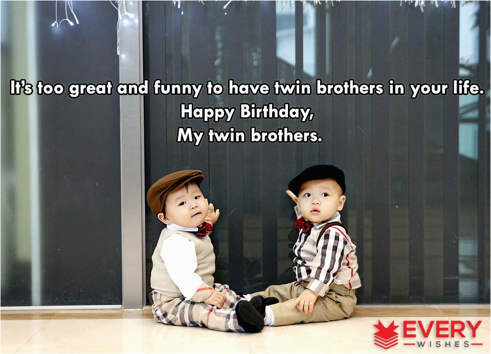 happy birthday twins wishes greetings