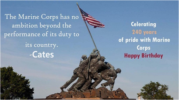 marine corps birthday images quotes wishes