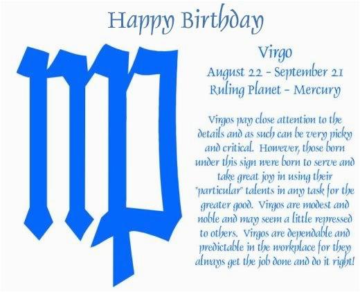virgo birthday quotes