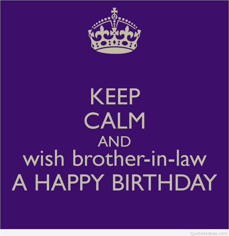 top happy birthday brothers in law quotes sayings cards