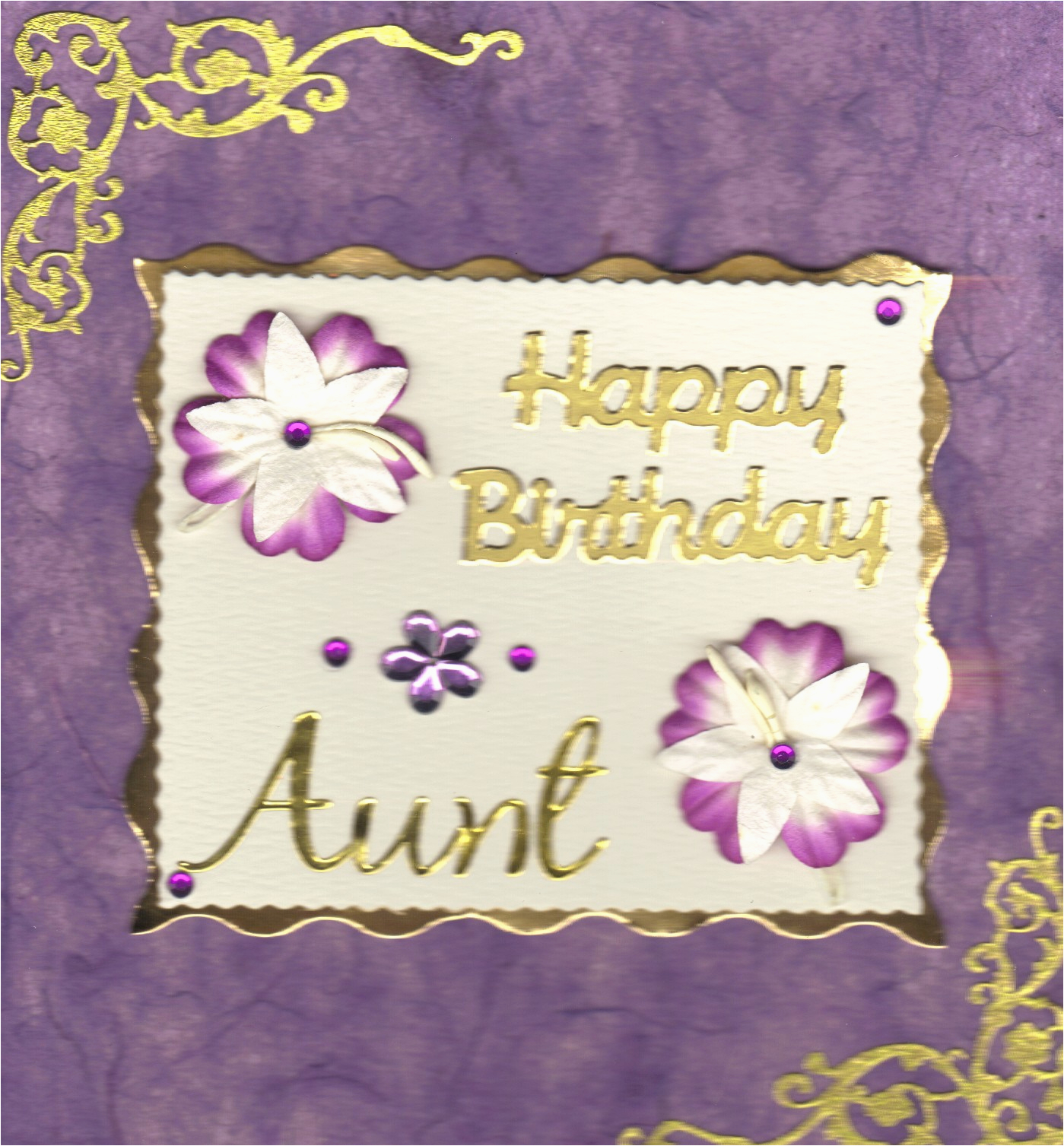 happy birthday aunt quotes