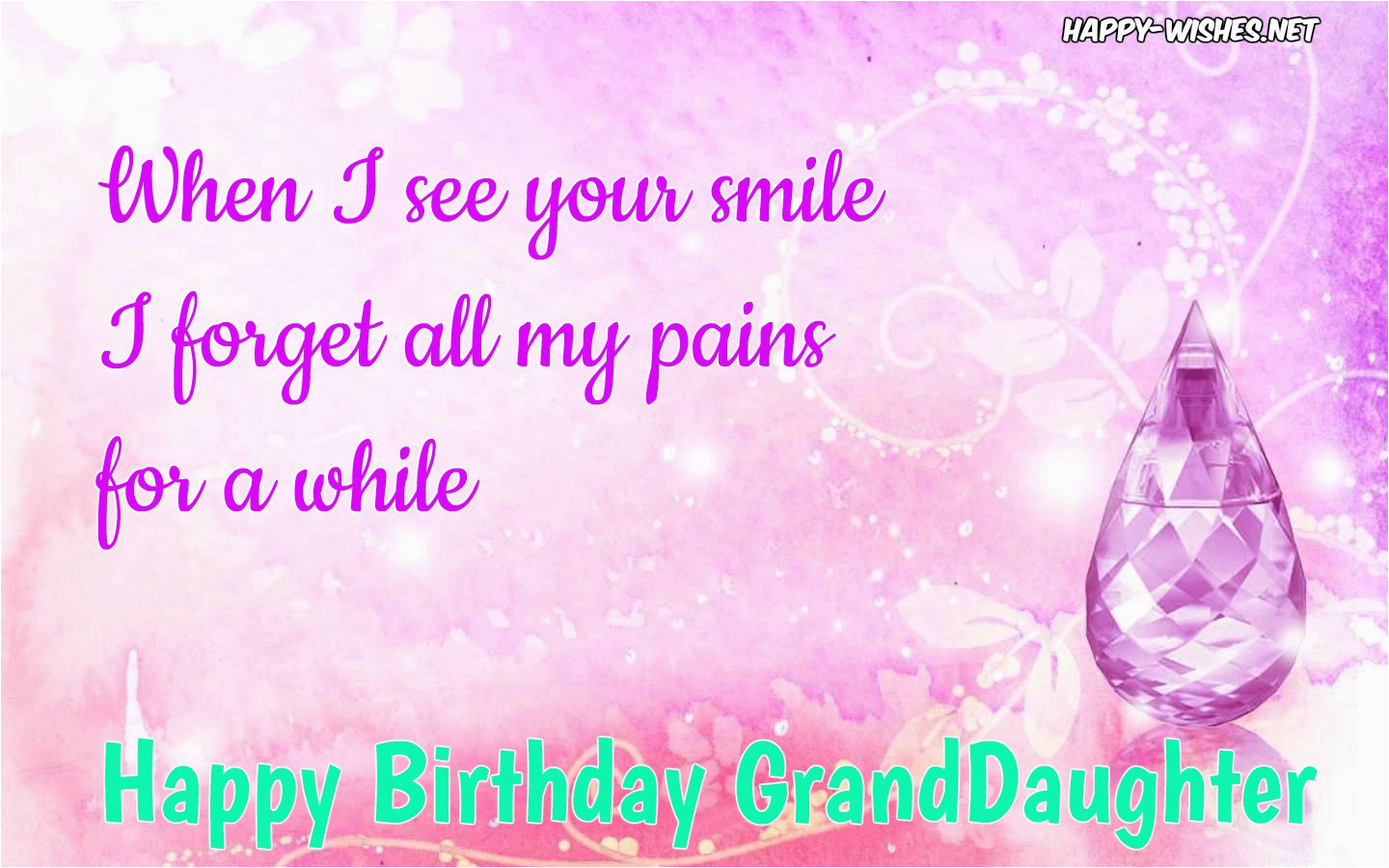 happy birthday wishes granddaughter quotes images