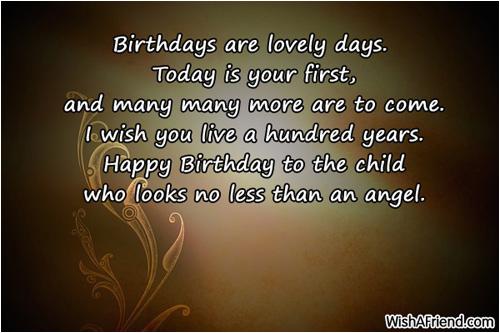 happy 1st birthday wishes quotes