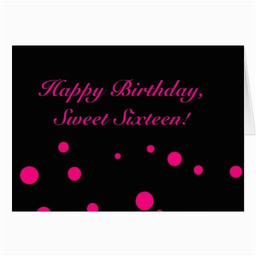 sweet 16 birthday quotes happy